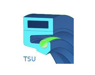 Szimering, szövetbetétes - TSU