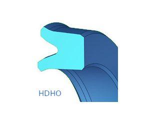 Dugattyútömítés, horonygyűrű - HDHO