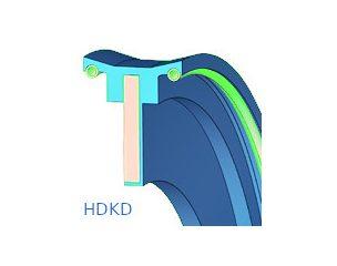 Komplett dugattyú - HDKD