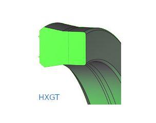Gumitömítés dugattyúra, dugattyúrúdra - HXGT
