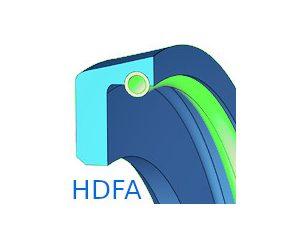 Dugattyútömítés, fazéktömítés - HDFA
