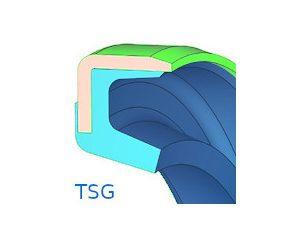 Szimering, fémházas, rugó nélkül - TSG