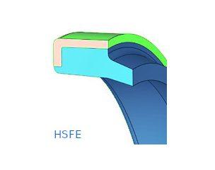Szennylehúzó, fémházas - HSFE
