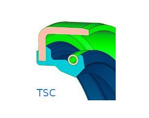 Szimering, fémházas - TSC